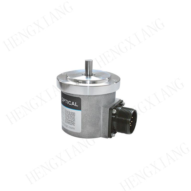 S70  optical delay line manual rotary 0 10v output analog sensor encoder