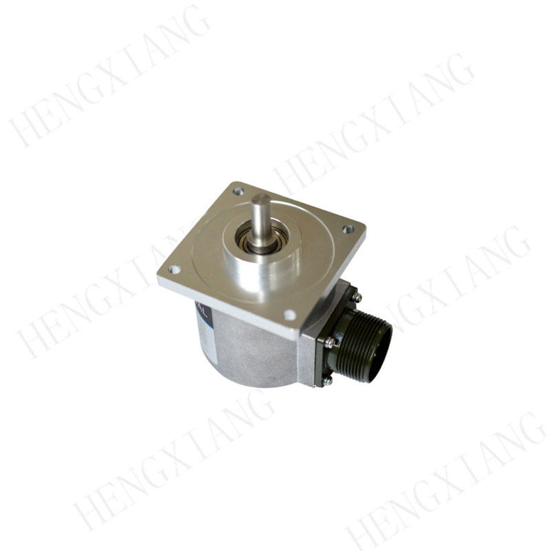 High quality S65F 4bolt square flange angle rotary encoder price
