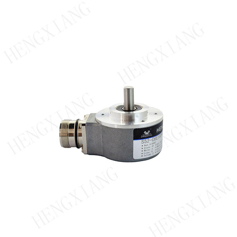 Top quality S52 incremental linear 1024 ppr differential encoder