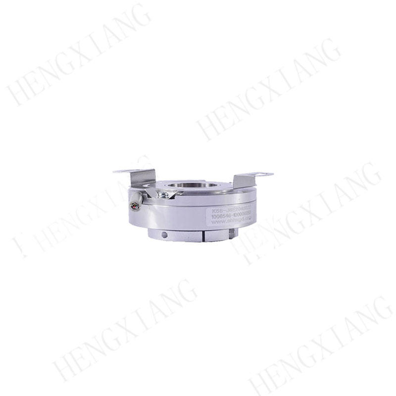 K58  incremental encoder rotational encoder 58mm of 24mm thickness easy to intall encoder up to 28800 pulse
