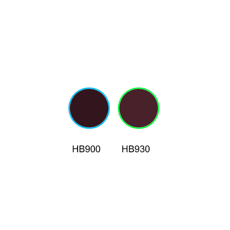 infared optical glass filter transmission visible absorption glass cut-off glass HB900 HB930