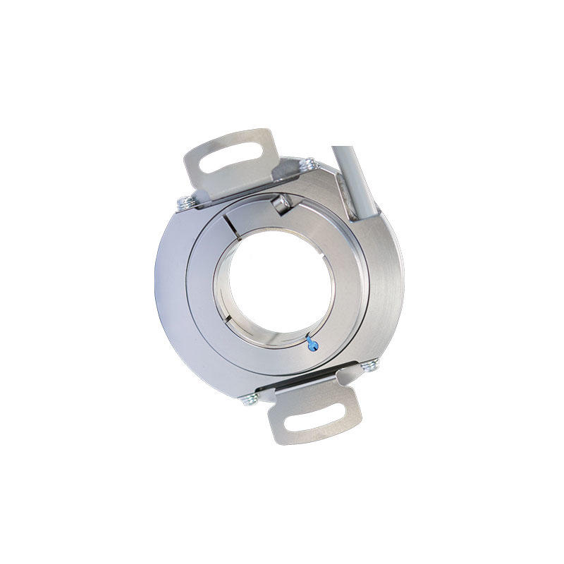 Universal cable connection Optical encoder K66 hollow bore incremental encoder TTL/RS-422, HTL/Push Pull