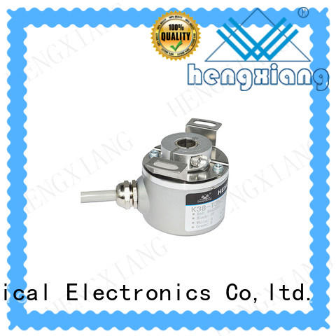 HENGXIANG professional incremental encoder manufacturer for electronics