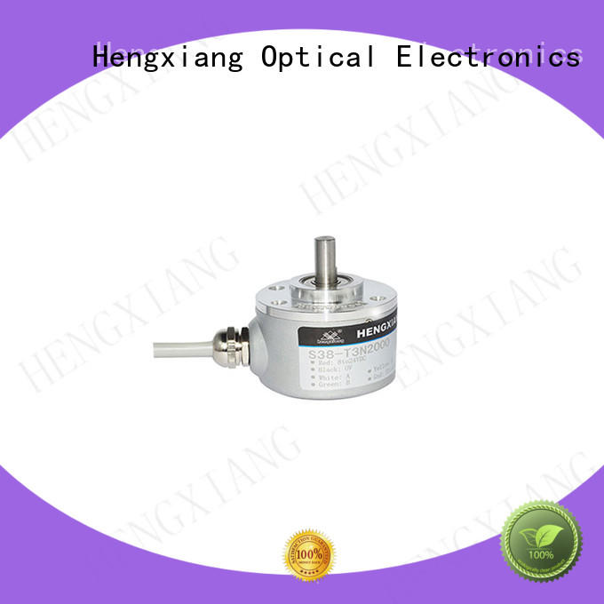HENGXIANG stable incremental encoder manufacturers series for electronics