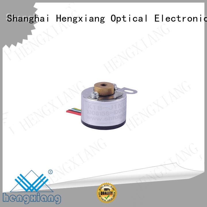 HENGXIANG long lasting incremental encoder manufacturers with good price for robotics