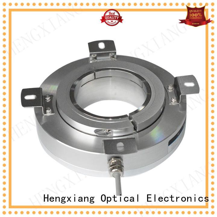 HENGXIANG encoder hollow shaft manufacturer for crane