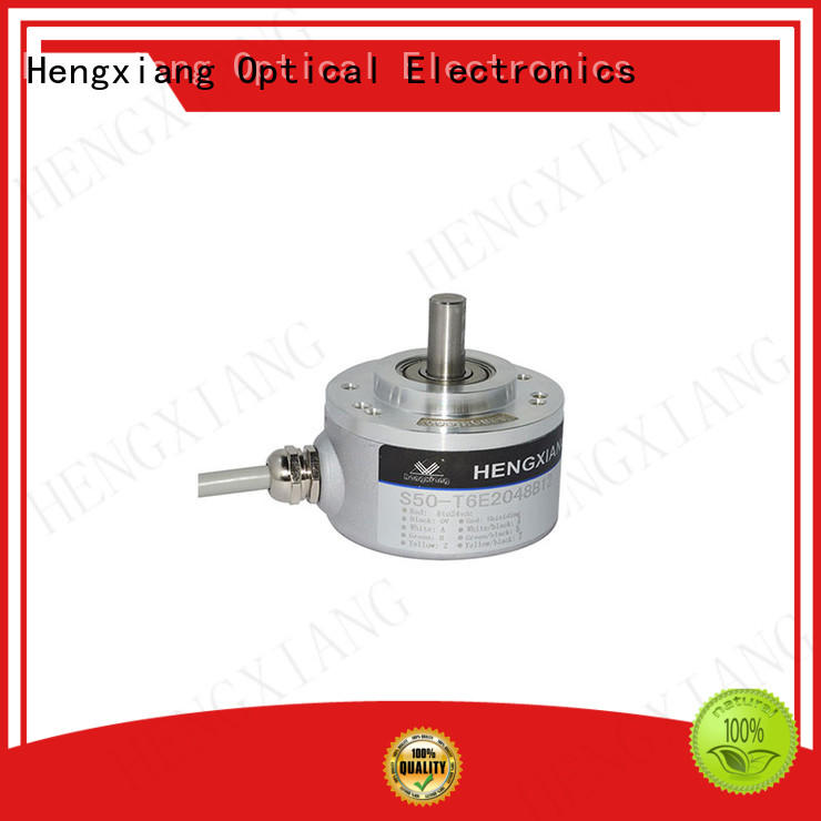 HENGXIANG incremental encoder manufacturers supplier for positioning