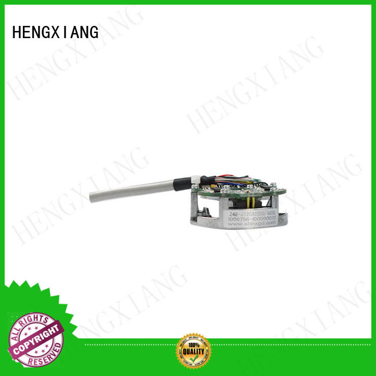 HENGXIANG servo motor optical encoder series for elevators
