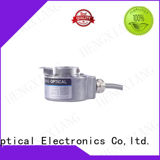 reliable hollow encoder series for medical