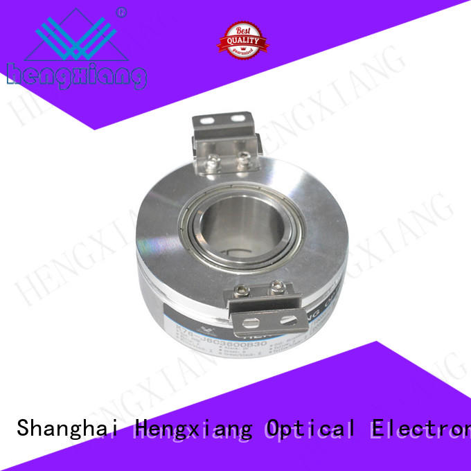 HENGXIANG professional hollow shaft encoder with good price for crane