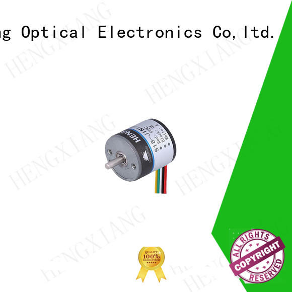HENGXIANG solid shaft encoder wholesale for photographic lenses