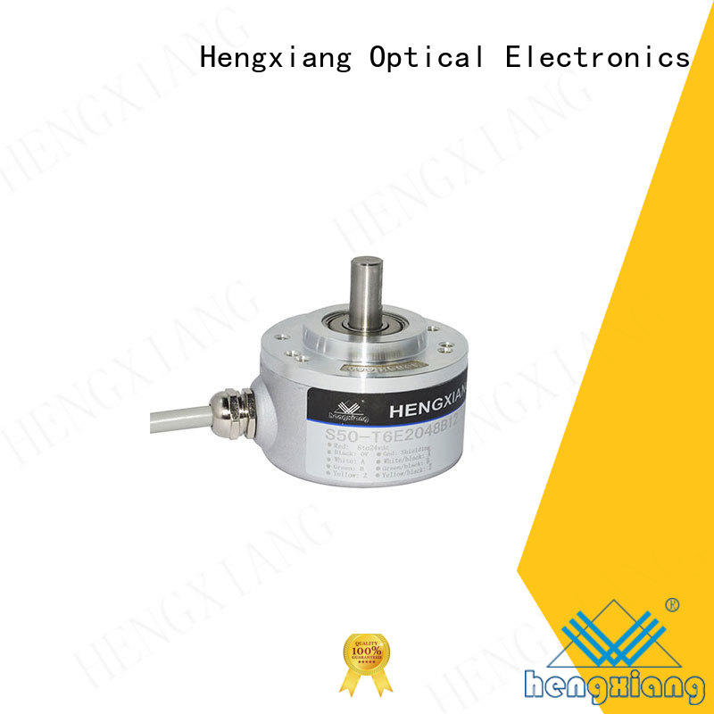 HENGXIANG professional elevator motor encoder with good price for elevator
