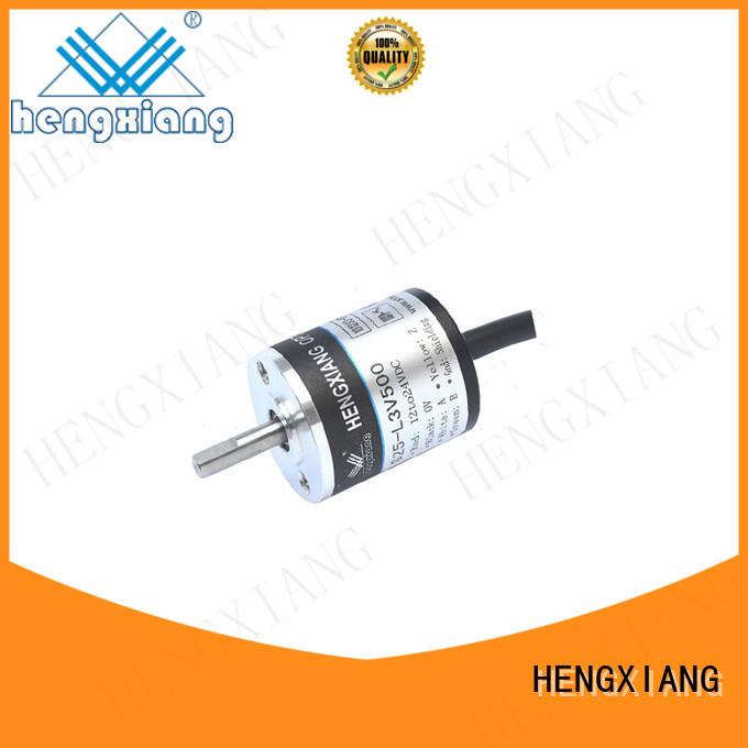 HENGXIANG latest optical encoder supply for medical equipment