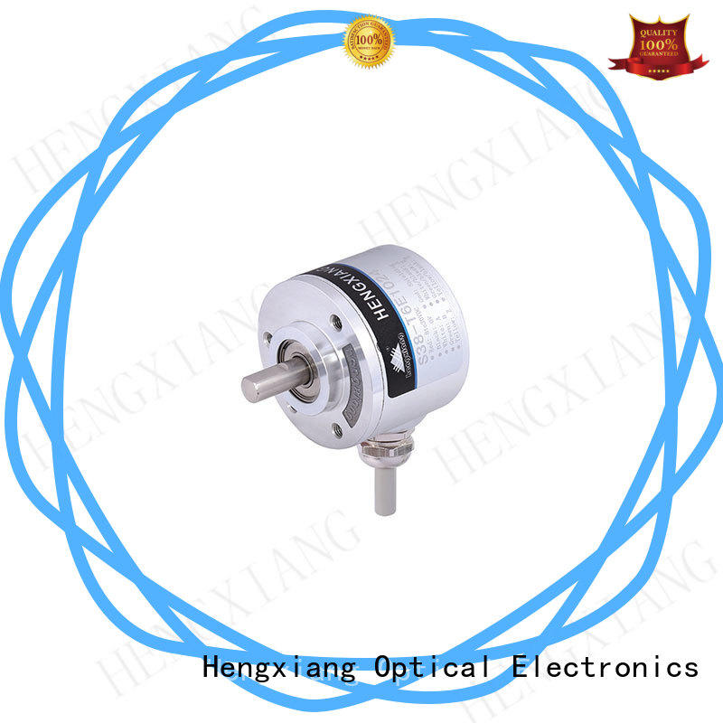 hot selling solid shaft encoder supplier for photographic lenses