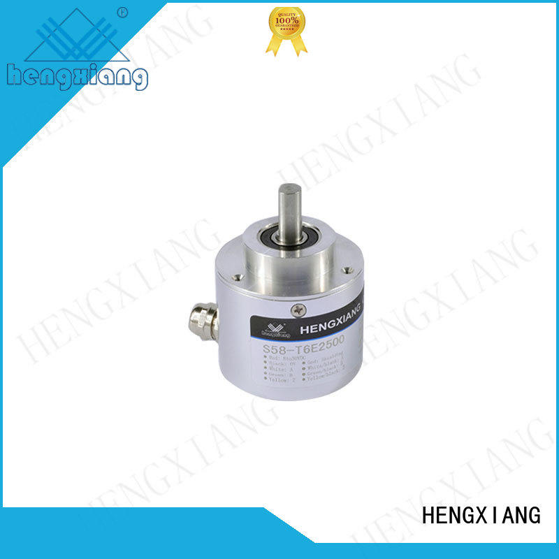HENGXIANG shaft encoder directly sale for robots