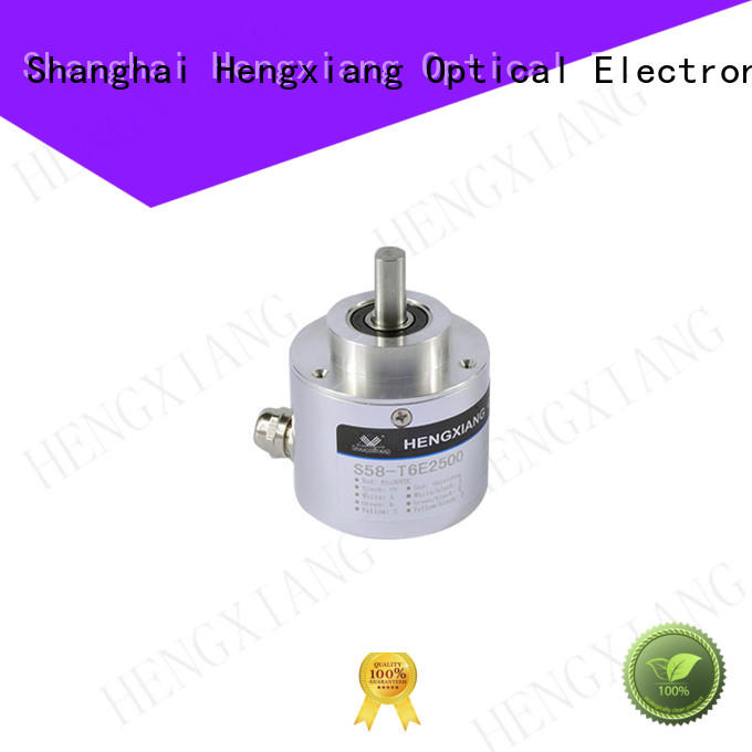 reliable solid shaft encoder factory direct supply for robots