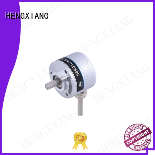 HENGXIANG rotary encoder suppliers supply for mechanical systems