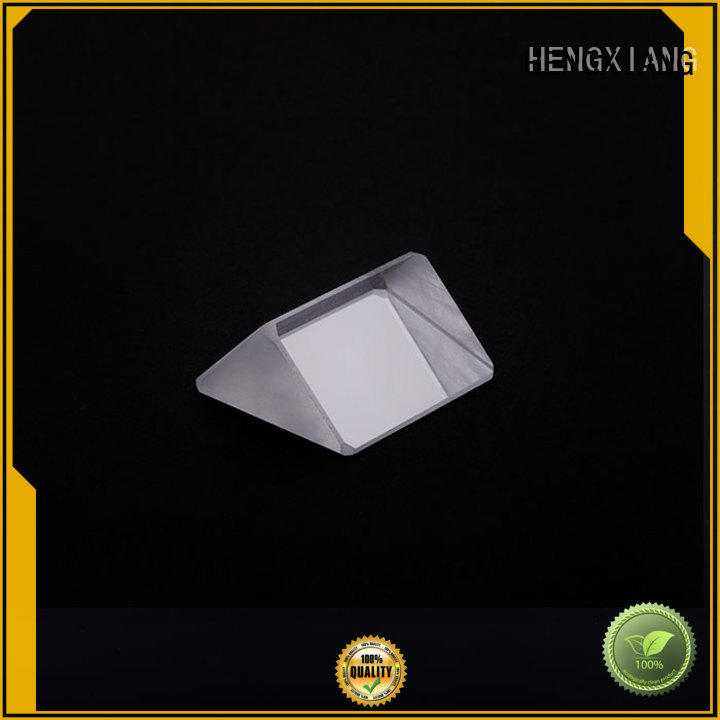 HENGXIANG optical prism directly sale for rainbow