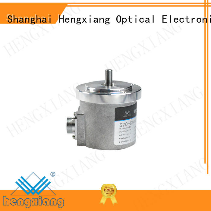 HENGXIANG solid shaft encoder manufacturer for mechanical systems