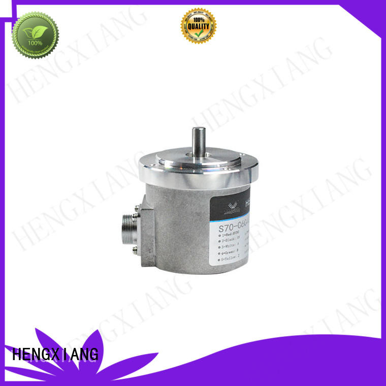 HENGXIANG solid shaft encoder supplier for mechanical systems