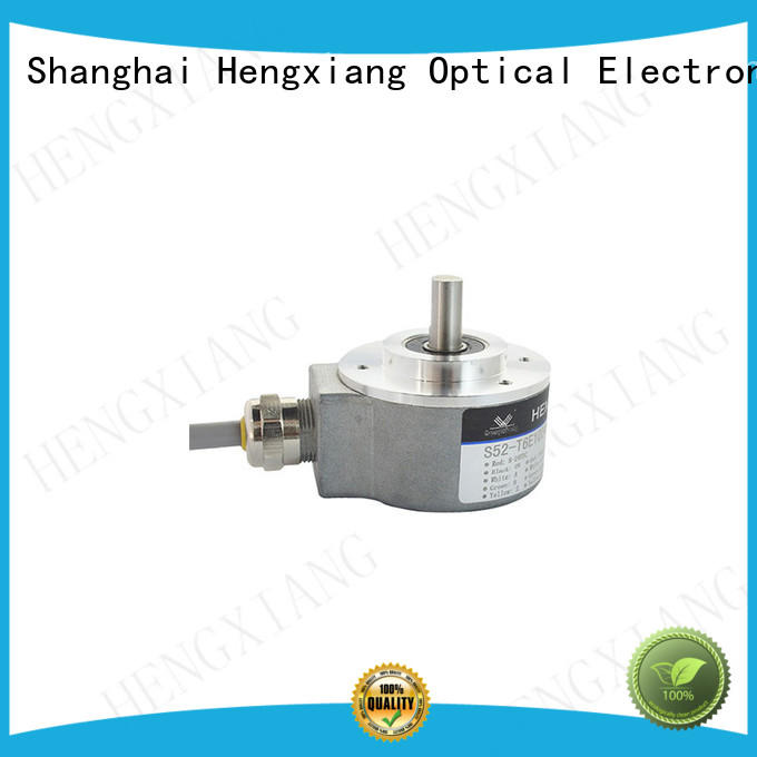 HENGXIANG reliable solid shaft encoder wholesale for photographic lenses