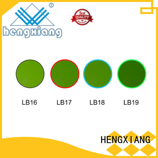 precise colored glass light filters series for industrial
