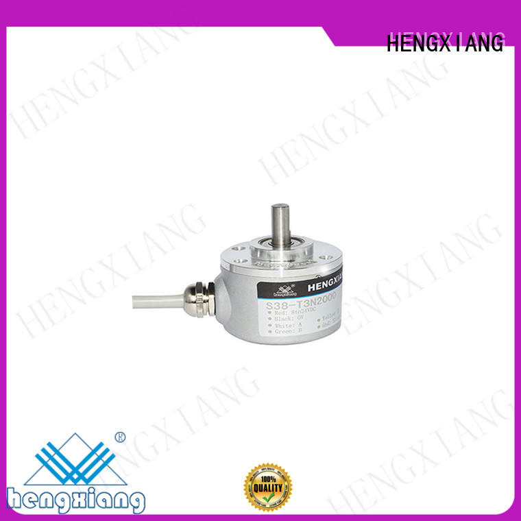 HENGXIANG incremental encoder manufacturers directly sale for semiconductors