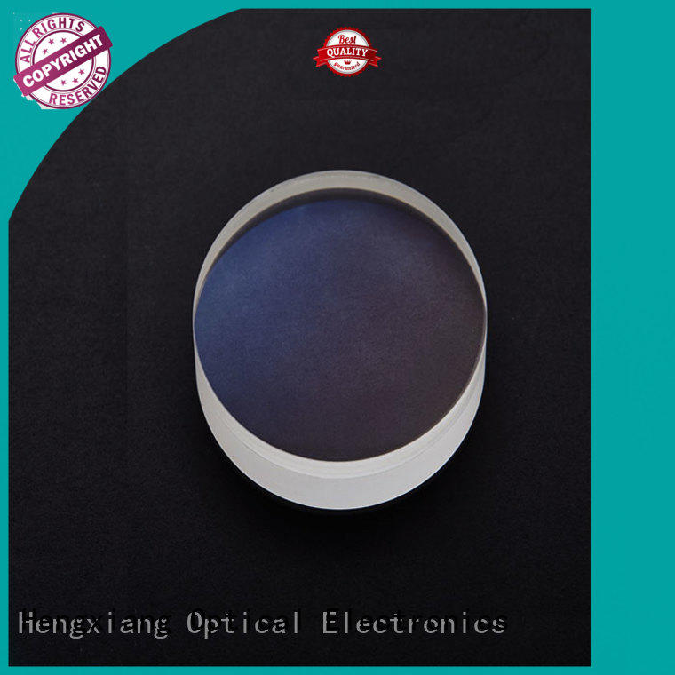 HENGXIANG achromatic lens with good price for spectroscopy