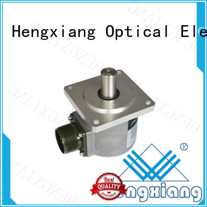HENGXIANG cost-effective solid shaft encoder factory direct supply for photographic lenses