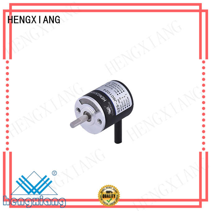 HENGXIANG shaft encoder factory direct supply for mechanical systems