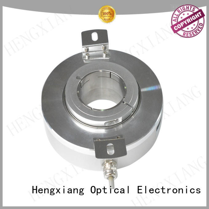 HENGXIANG top quality hollow shaft encoder manufacturer for medical