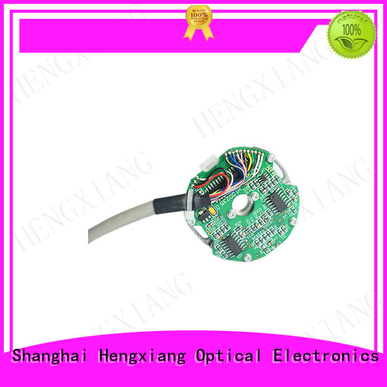HENGXIANG incremental encoder with good price for semiconductors