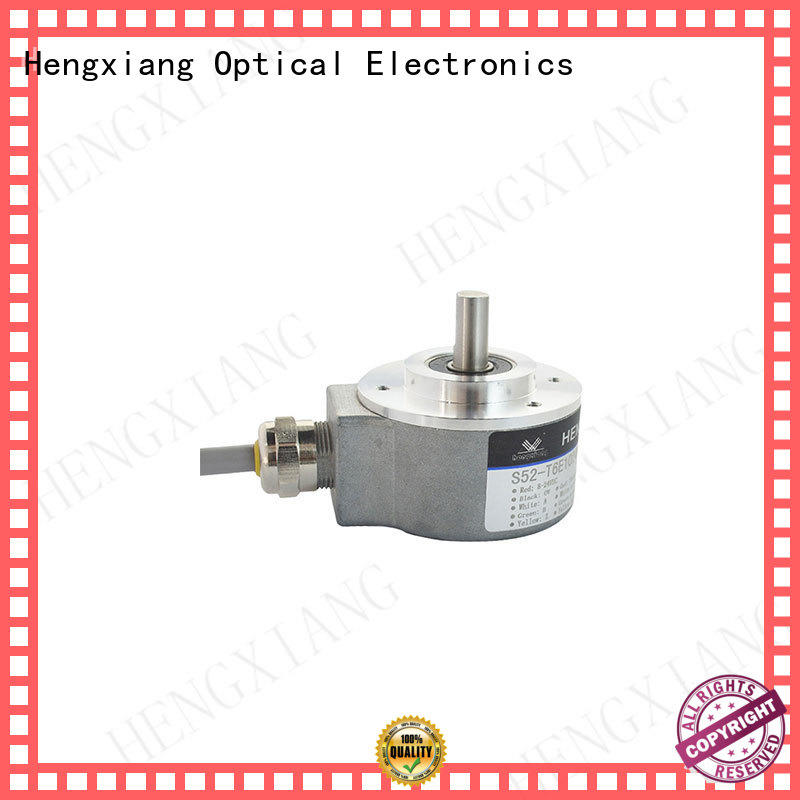 HENGXIANG reliable encoder for elevator factory direct supply for elevator