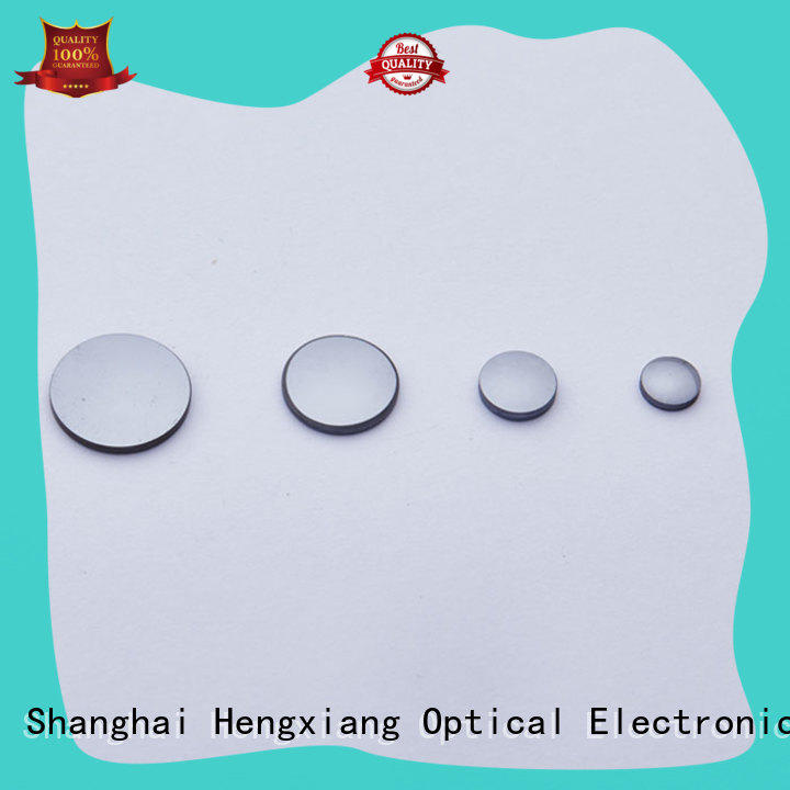 HENGXIANG silicon lens supply for fiber optics