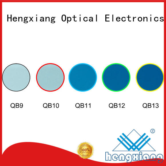 precise colored glass filters factory direct supply for educational materials