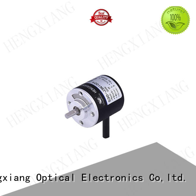 HENGXIANG shaft encoder manufacturer for robots