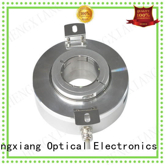 top quality hollow encoder manufacturer for robots