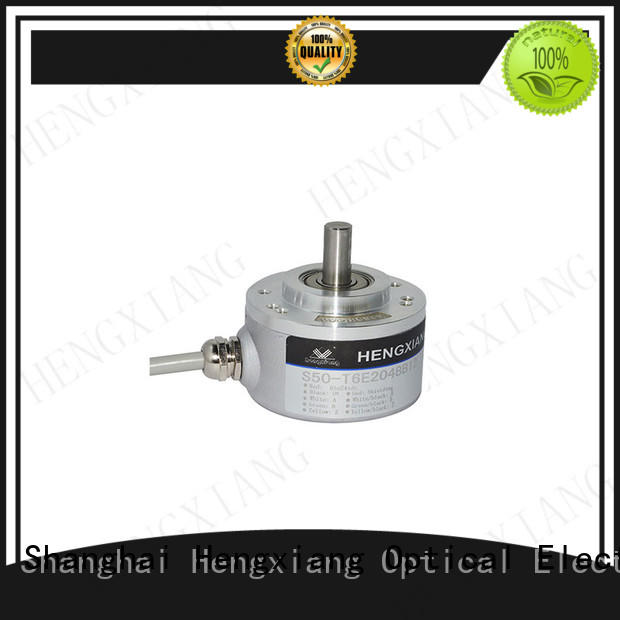 professional incremental encoder manufacturers series for robotics