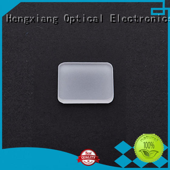 HENGXIANG quartz window customized for semiconductor